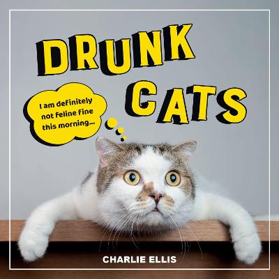 Drunk Cats: Hilarious Snaps of Wasted Cats book