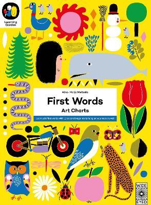 First Words by Aino-Maija Metsola