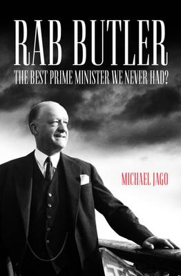 Rab Butler by Michael Jago