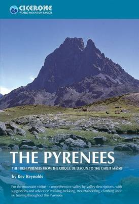 The Pyrenees by Kev Reynolds