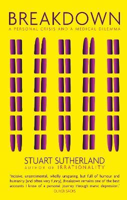 Breakdown by Stuart Sutherland