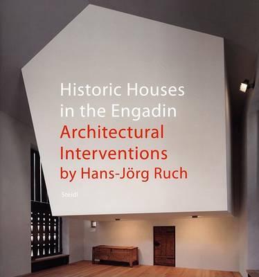 Hans-Jorg Ruch: Historic Houses in En book