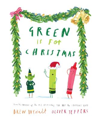 Green is for Christmas book