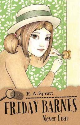 Friday Barnes 8 by R.A. Spratt