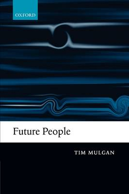 Future People by Tim Mulgan