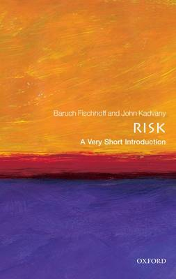 Risk: A Very Short Introduction book