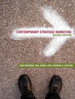 Contemporary Strategic Marketing by Paul Baines