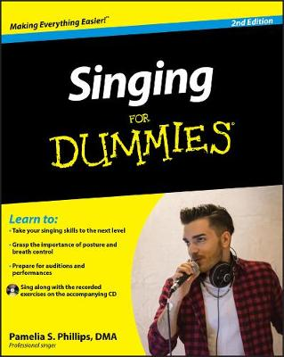 Singing For Dummies by Pamelia S. Phillips