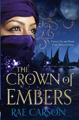 Crown of Embers by Rae Carson