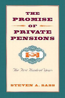 Promise of Private Pensions book