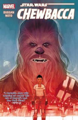 Star Wars: Chewbacca by Phil Noto