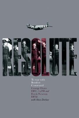 Resolute: To War with Bomber Command book