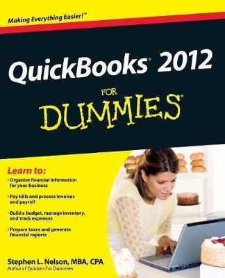 QuickBooks 2012 For Dummies book