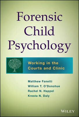 Forensic Child Psychology book