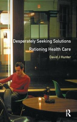Desperately Seeking Solutions by David J. Hunter