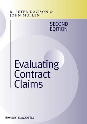 Evaluating Contract Claims by R. Peter Davison