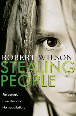 Stealing People book