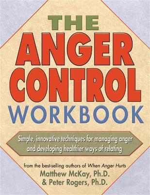 Anger Control Workbook book