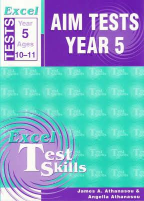 Aim Tests Year 5 by James A. Athanasou