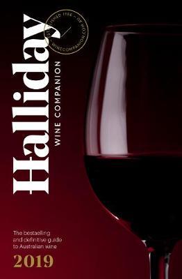 Halliday Wine Companion 2019 book