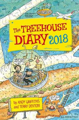 The 91 Storey Treehouse by Andy Griffiths