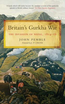 Britain's Gurkha War book