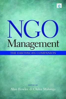 NGO Management by Alan Fowler