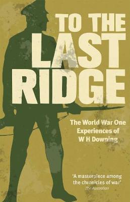 To the Last Ridge book