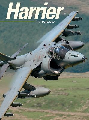 Harrier by Tim McLelland