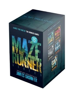 Maze Runner Series book