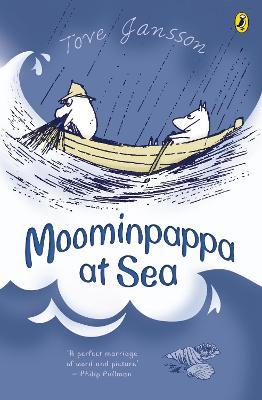 Moominpappa at Sea book