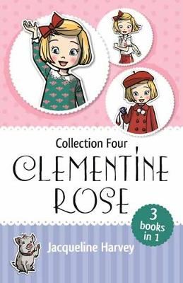 Clementine Rose Collection Four book