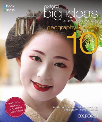 Oxford Big Ideas Geography/History 10 AC Student book + obook assess book