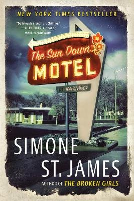 The Sun Down Motel book