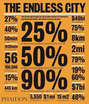 Endless City by Ricky Burdett
