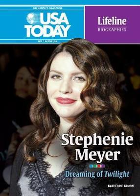 Stephenie Meyer by Katherine Krohn