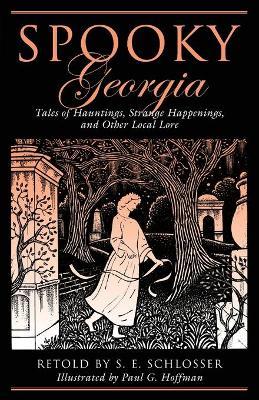 Spooky Georgia book
