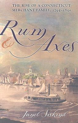 Rum and Axes book