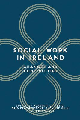 Social Work in Ireland book
