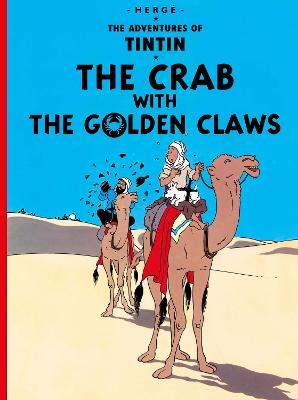 Crab with the Golden Claws by Herge