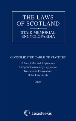 The Laws of Scotland by