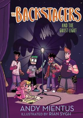 The Backstagers Book 1 by Andy Mientus