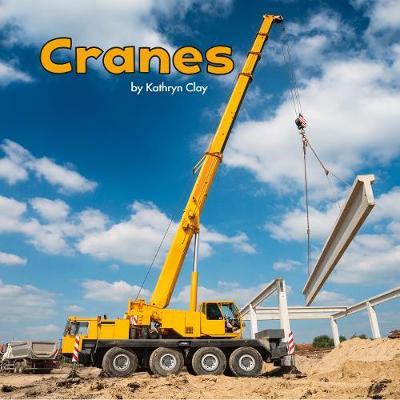 Cranes by Kathryn Clay