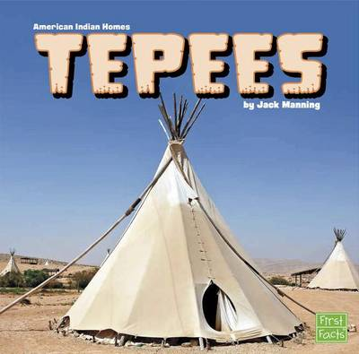 Tepees by Jack Manning