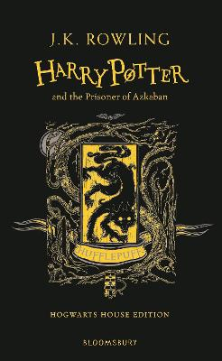 Harry Potter and the Prisoner of Azkaban - Hufflepuff Edition book