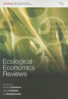Ecological Economics Reviews by Karin E. Limburg