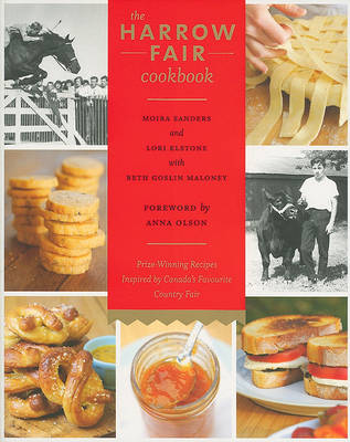 The Harrow Fair Cookbook by Moira Sanders