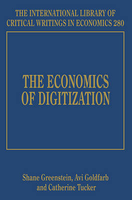 Economics of Digitization by Shane Greenstein