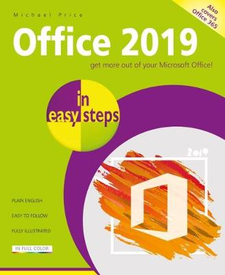 Office 2019 in easy steps by Michael Price