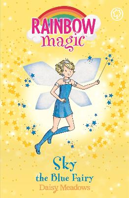Rainbow Magic: Sky the Blue Fairy by Daisy Meadows